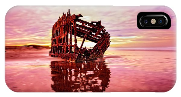 Peter Iredale Fantasy IPhone Case