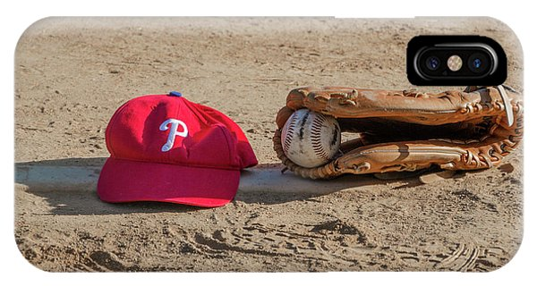 The Philadelphia Phillies Baseball IPhone Case