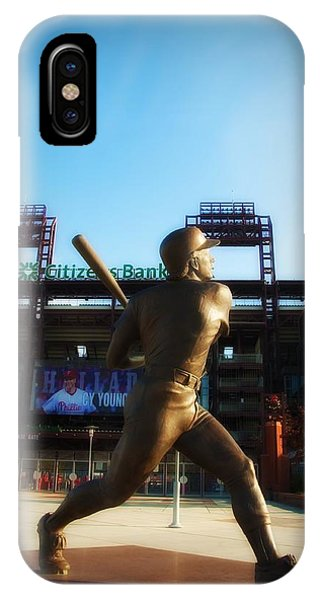 The Phillies - Mike Schmidt IPhone Case
