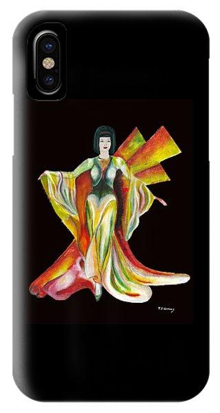 The Phoenix 2 IPhone Case