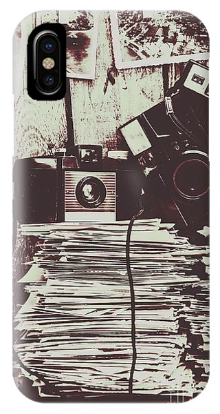Monochrome iPhone Case - The Photo Room by Jorgo Photography - Wall Art Gallery