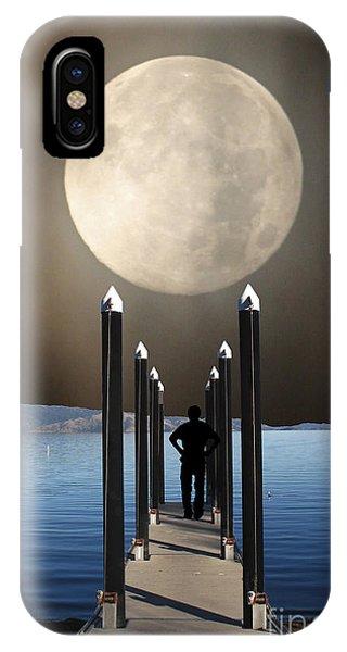 The Pier Phone Case by Lozja Mattas