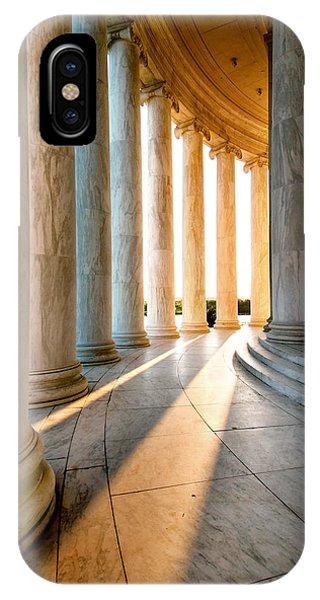 The Pillars Of D.c. IPhone Case