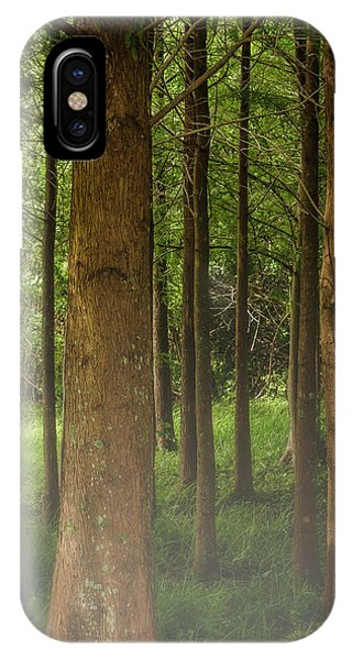 The Pines IPhone Case