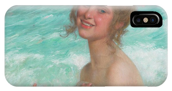 Lgbt iPhone Case - The Pink Bow by Juan Brull Vinyoles