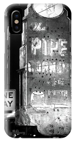 The Pipe Corner IPhone Case