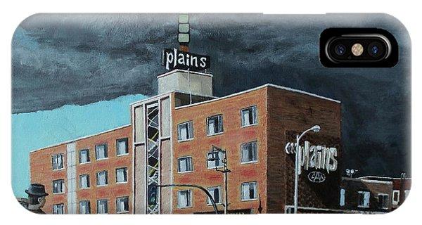The Plains IPhone Case