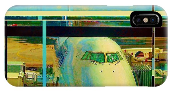 The Plane 2 IPhone Case
