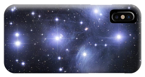The Pleiades IPhone Case