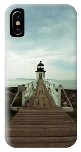 The Point IPhone Case