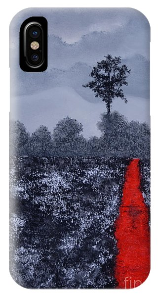 The Poison Stream IPhone Case