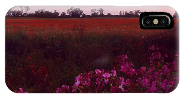 The Poppy Field IPhone Case