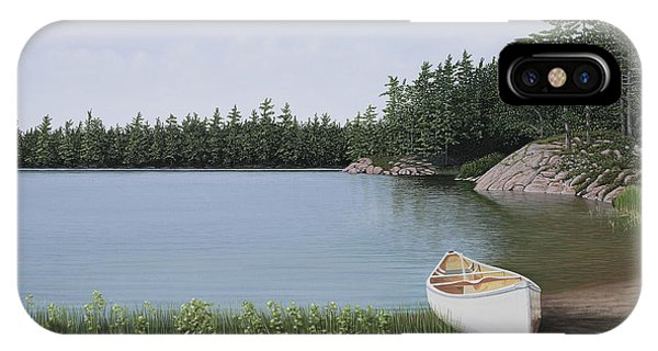 The Portage IPhone Case