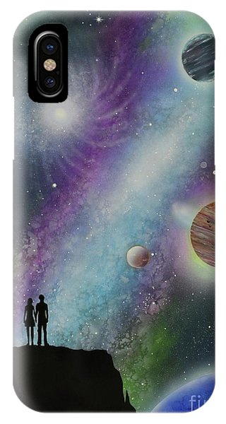 The Possibilities IPhone Case