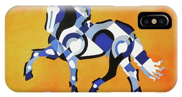 The Power Of Equus IPhone Case