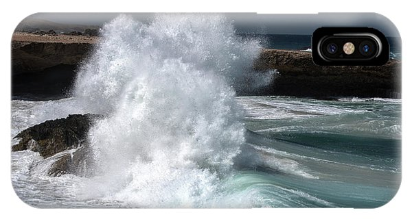 The Power Of The Sea IPhone Case