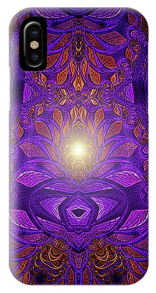 The Power Within IPhone Case