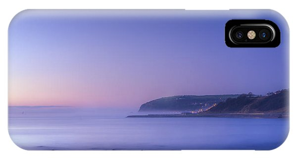 The Predawn Mist IPhone Case