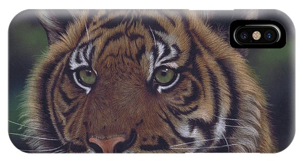 The Prince Of The Jungle IPhone Case