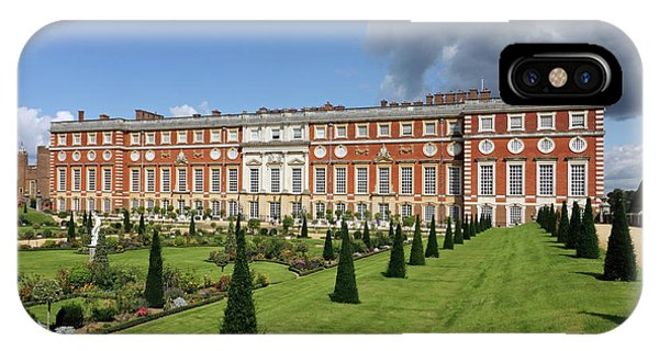 The Privy Garden Hampton Court IPhone Case