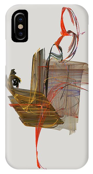 The Proud Rooster IPhone Case