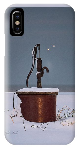 The Pump IPhone Case