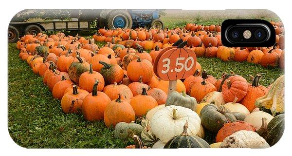 The Pumpkin Farm One IPhone Case