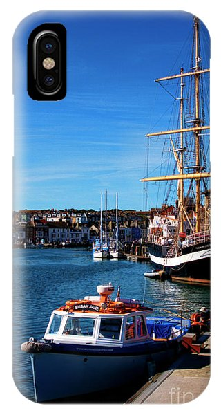 The Quayside  IPhone Case