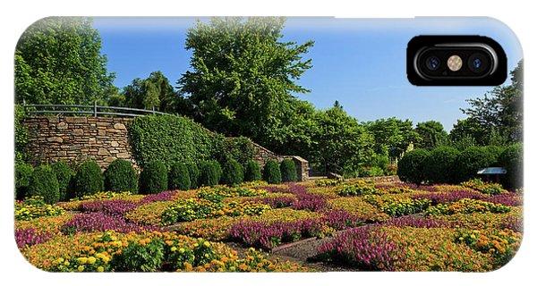 The Quilt Garden IPhone Case