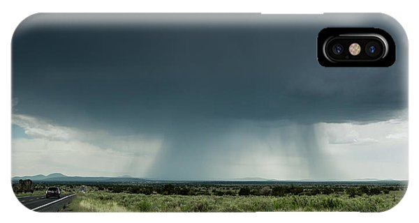 The Rain Storm IPhone Case