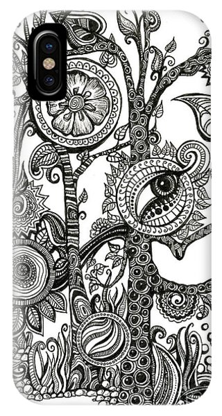 The Rainforest IPhone Case