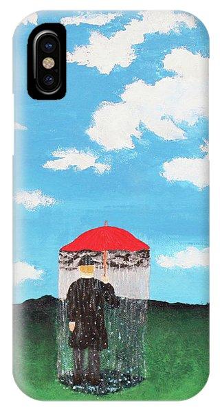 The Rainmaker IPhone Case