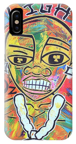 The Rappers Delight  IPhone Case