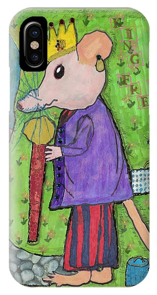 The Rat King IPhone Case