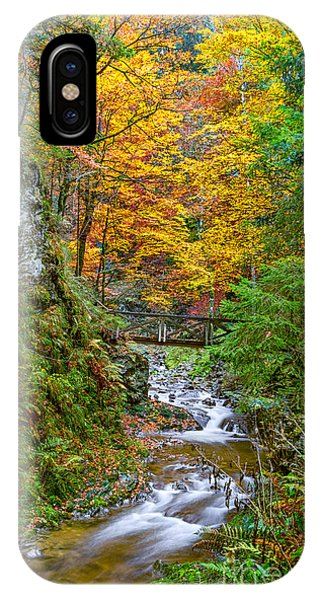 Cascades And Waterfalls IPhone Case