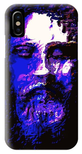My Son iPhone Case - The Real Face Of Jesus by Larry Lamb