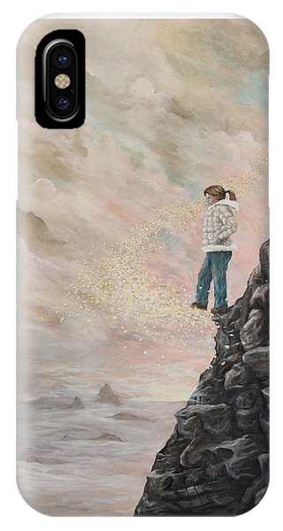 The Resolute Soul IPhone Case
