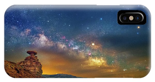 The Rift IPhone Case