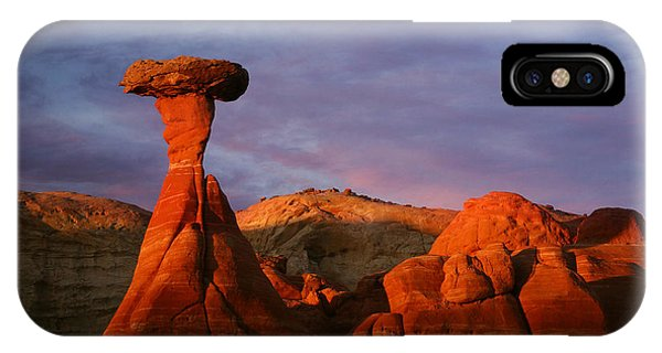 The Rim Rocks IPhone Case