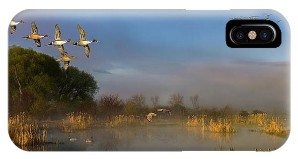 The River Bottoms IPhone Case