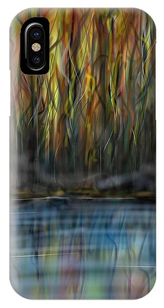The River Side IPhone Case