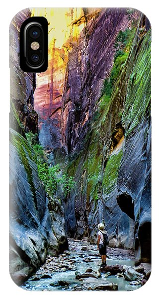 The Riverbend IPhone Case