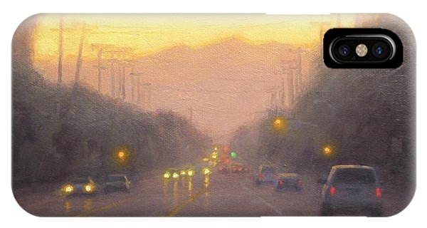 iPhone Case - The Road Ahead by Ezra Suko