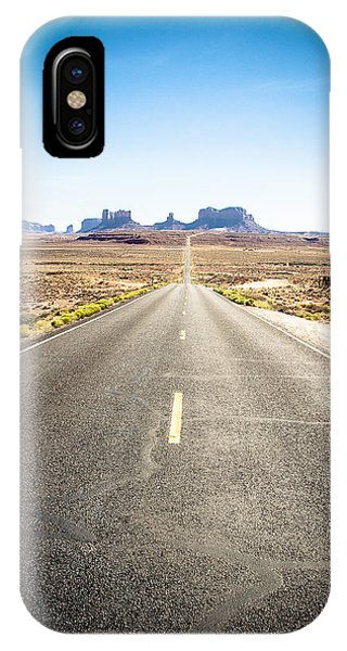 IPhone Case featuring the photograph The Road Ahead by Jason Smith