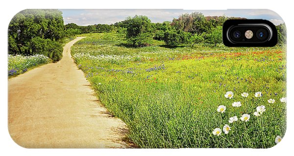 The Road Home IPhone Case
