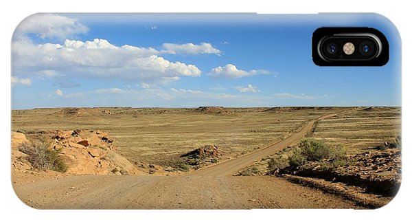 The Road To Chaco IPhone Case