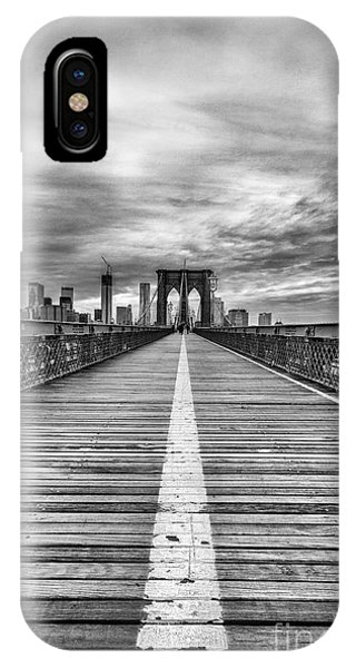 The Road To Tomorrow IPhone Case