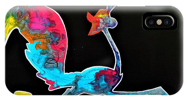 The Roadrunner IPhone Case