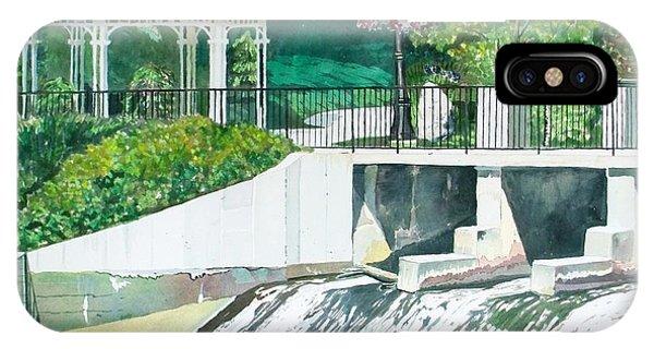 The Rockford Dam IPhone Case