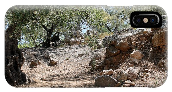 The Rocky Path IPhone Case
